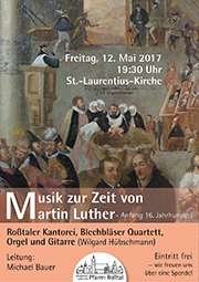 MusikZurZeitVonMartinLuther